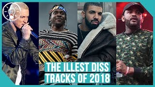 The Illest Diss Tracks of 2018