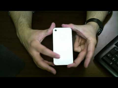 Review Ghost Armor iPhone 4S