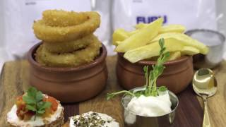 HOW TO MAKE YOUR OWN SALT AND VINEGAR CHIPS,FISH AND CHIPS