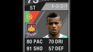 FIFA 12 SIF VAZ TE Player Review & In Game Stats Ultimate Team
