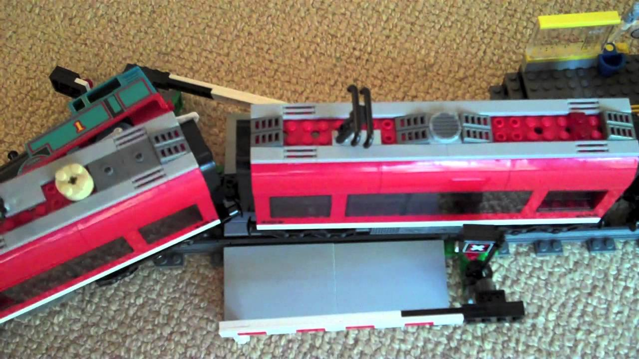 how to build a lego thomas the tank engine