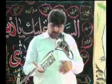 Zakir Syed Aamir Abbas Rabani ,   Majlis 15 Ramzan 2013 At Hakemaewala video