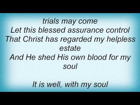 Jars Of Clay - It Is Well with My Soul