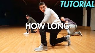 Download Lagu Charlie Puth - How Long (Dance Tutorial) | Choreography | MihranTV Gratis STAFABAND