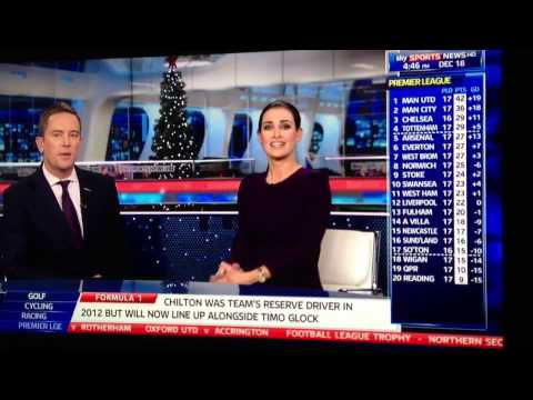Hilarious sky sports news blunder