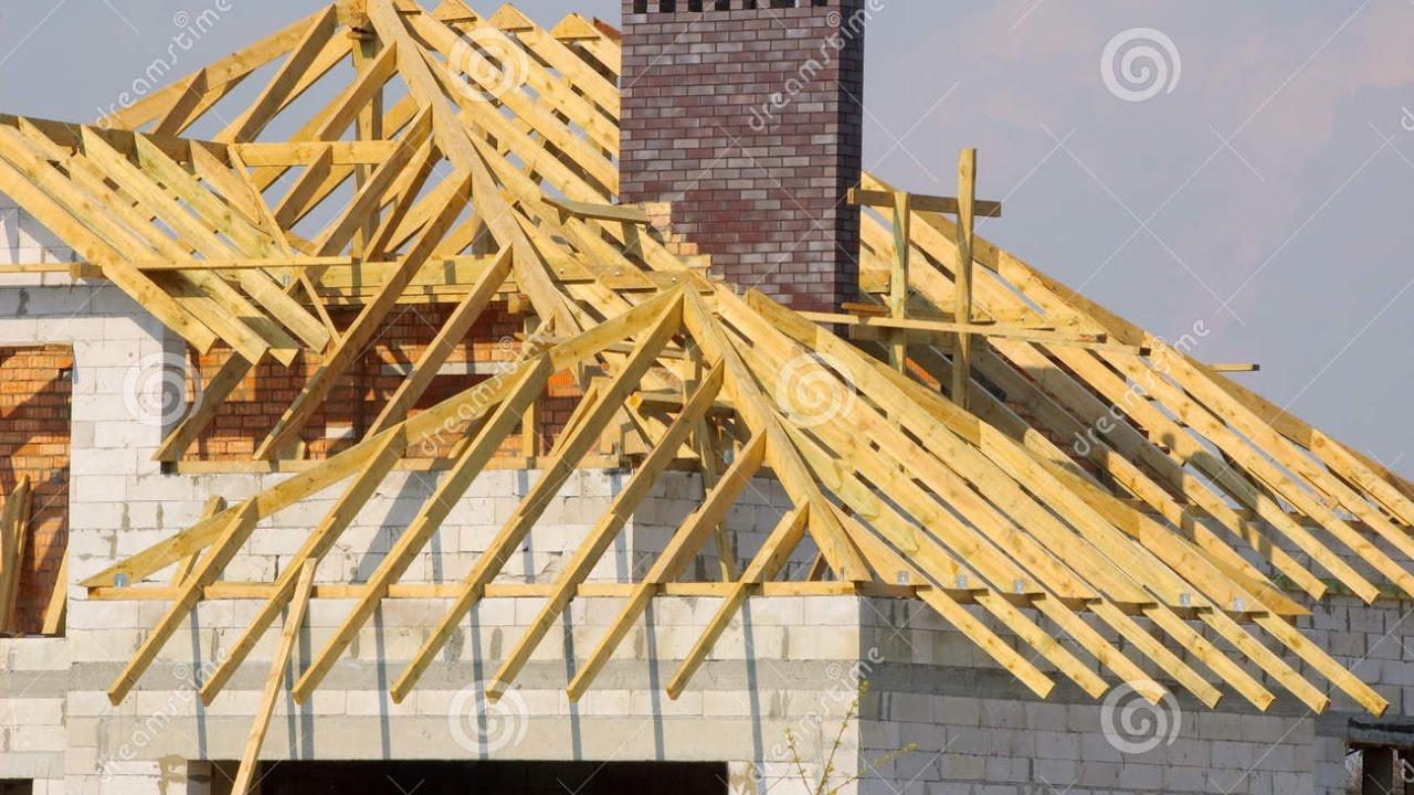 Как сделать дешевую крышу на дом