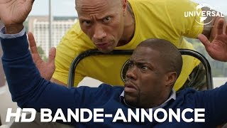 Agents Presque Secrets (Central Intelligence) // Trailer A (FR sub)