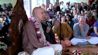 2014.10.19. Vivaha Yagya HG Sankarshan Das Adhikari, Kaunas, Lithuania