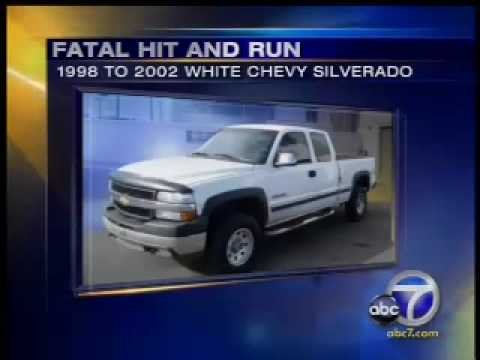 Montebello Woman Mowed Down - Driver Keeps on Truckin