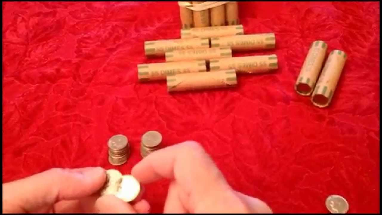 how to make coin rolls