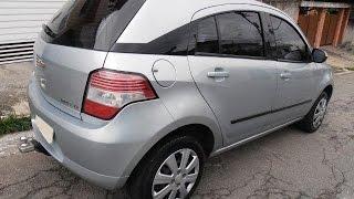 VENDIDO: Chevrolet AGILE LT 2012