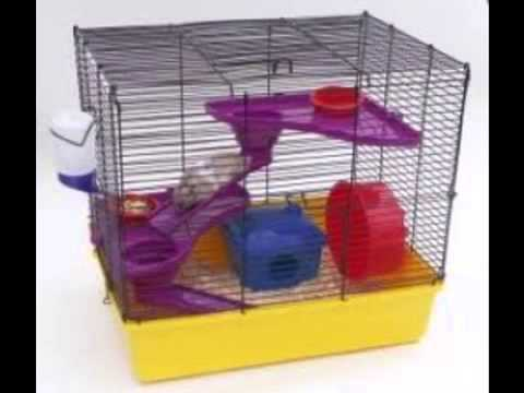 Bad hamster cages