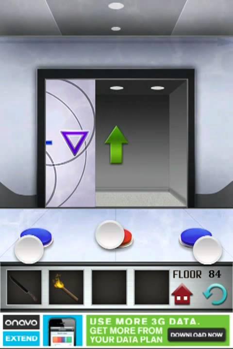 100 Floors Level 84 Walkthrough Youtube