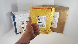Ebay/Mercari Game Deals Unboxing - Ep. 12 - Bad Packaging Excellent Shekels!
