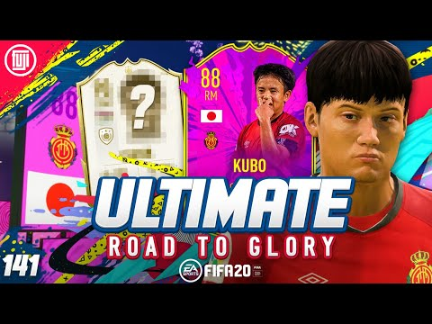 HE WILL SAVE US!!!! ULTIMATE RTG #141 - FIFA 20 Ultimate Team Road to Glory
