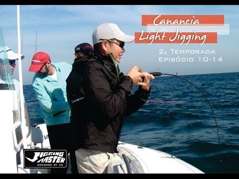 Light Jigging em Cananéia - ep 10 14