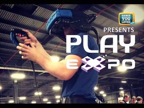 Play Expo 2014 Manchester: Gaming & Cosplay Music Video