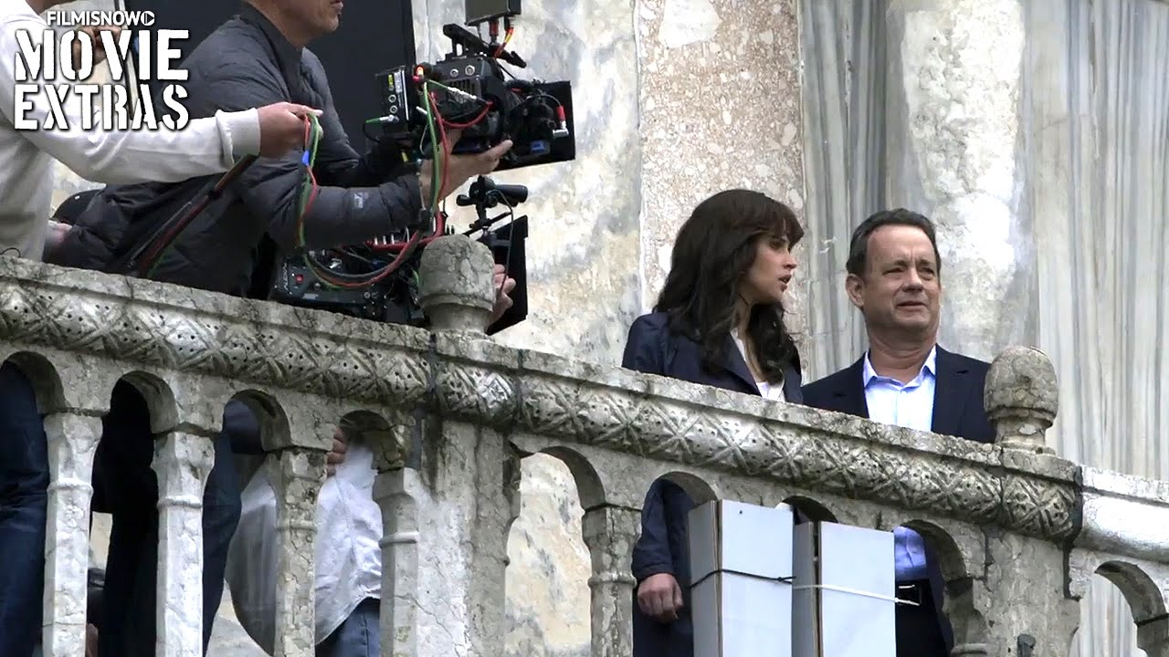 Inferno 'Locations' Featurette (2016)