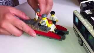 полицейский лего //мультики лего сити // lego city