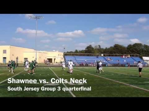 Shawnee vs. Colts Neck Boys Lacrosse