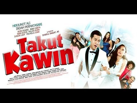 TAKUT KAWIN 2018 | FULL MOVIE HD #1