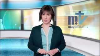 Noticias de Magnificat.tv (25.01.2015)