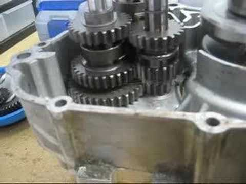 How the Honda 3 speed works