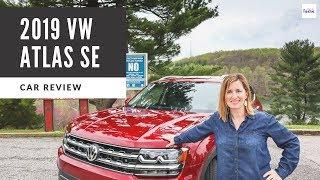 2019 Volkswagen Atlas SE Review - All Things Fadra