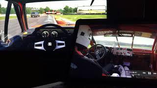 real race car vs forza Road America MK1 vw aba jh hybrid