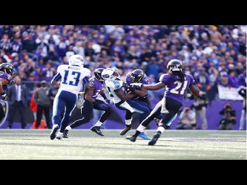 Ravens Dominate Titans Going into BYE Week - Week 10 2014