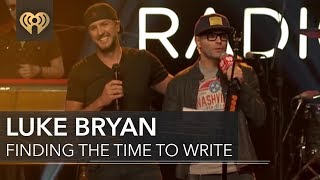 Download Lagu How Luke Bryan Finds Time to Write | iHeartCountry Album Release Party Gratis STAFABAND