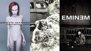 Top 10 Most Controversial Albums