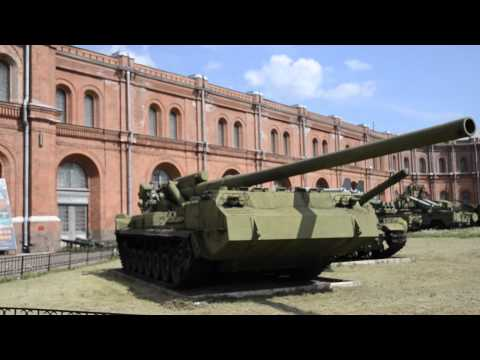 Military Museum of Artillery, Saint Petersburg