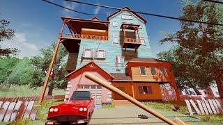 download lagu Hello Neighbor Alpha 1 - What Does The Neighborhood gratis
