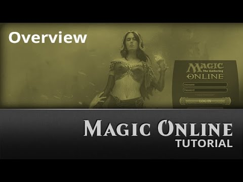 Magic Online: Overview