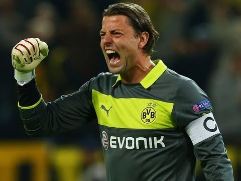Manuel Neuer vs Roman Weidenfeller Champions League Final