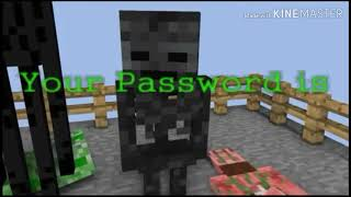 Best Moments Of Wither Skeleton! Part 3 (Monster School )