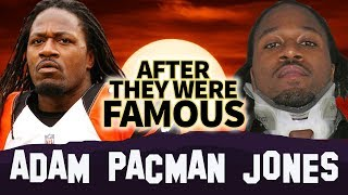 ADAM PACMAN JONES | AFTER They Were Famous | Airport Fight