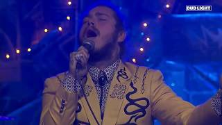 Post Malone live at Bud Light Dive Bar Tour 2018 (FULL SHOW)