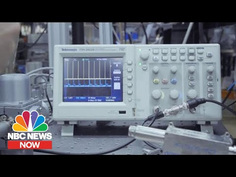 NASA Making Interplanetary Internet | NBC News Now