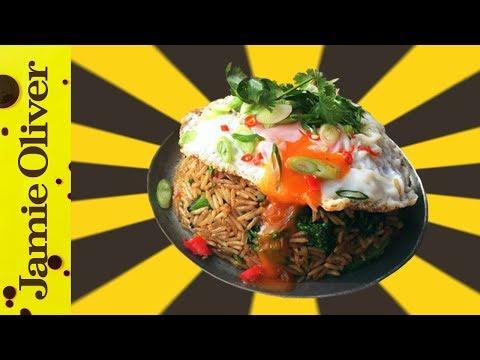 What's Jamie Eating Today? #13 | Nasi Goreng