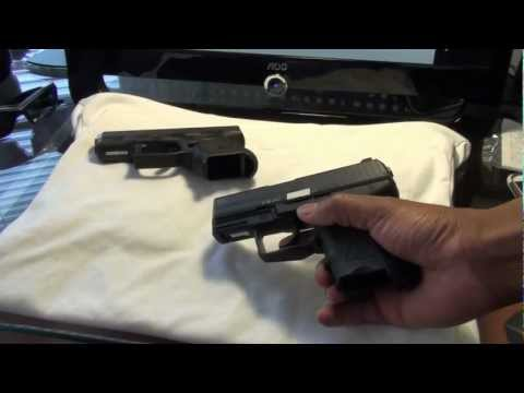 Glock 26 Gen4 vs H&K P2000SK