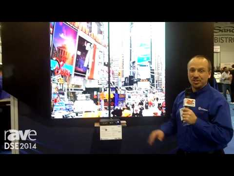 DSE 2014: Actineon Intros the Siilent 8DLP – Runs Two Screen Video Walls
