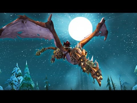 New Mount: Iron Skyreaver