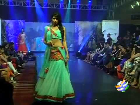 Trisha Ramp At Uniq Fashion Show