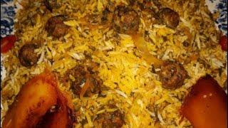 آموزش کلم پلوی شیرازی یکی از معروف ترین غذاهای ایران پروانه جوادی