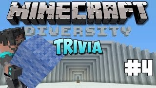 Minecraft : Diversity - Ep. 4 - I Know Nothing! (Trivia)
