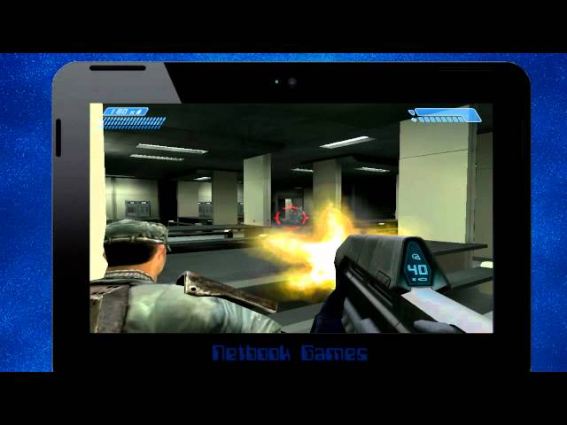 Games to Play on Your Netbook: Halo: Combat Evolved