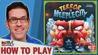 Rampage - Terror In Meeple City - How To Play