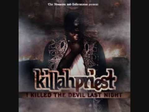 Killah Priest- The Book